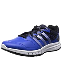 Adidas Men's Galaxy Trainer, BLUE/NAVY/SILVER