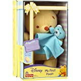 WINNIE The POOH My First Pooh soft toy with gift box