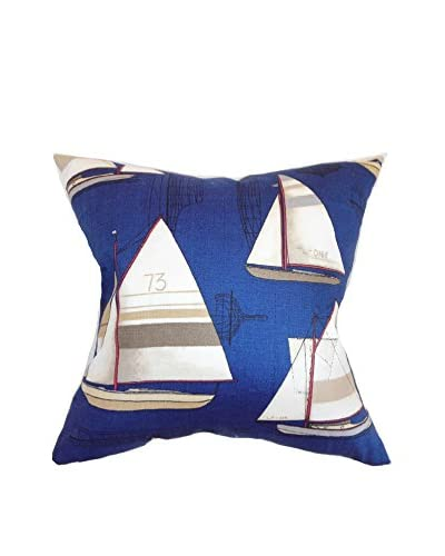 The Pillow Collection 18 Randal Pillow, Navy