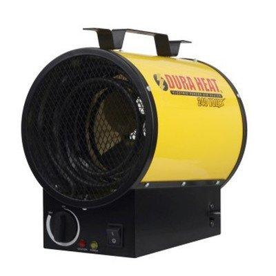 Dura Heat EUH5000 Forced Air Heater, 17000 BTU (240v Heater compare prices)