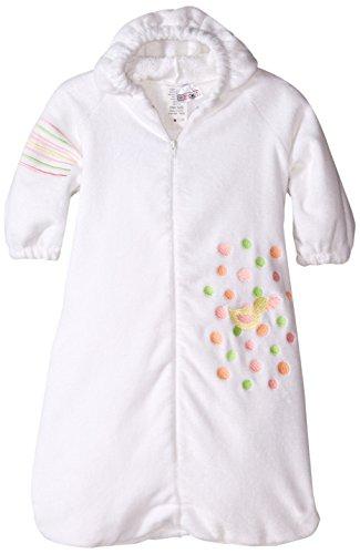Raindrops Bubbles n' Stripes Bath Bag, Pink/Layette