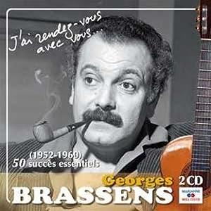Georges Brassens 50 Succès Essentiels