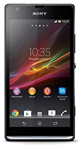 "Sony Xperia Sp C5303 Black (Factory Unlocked) 4.6"" Hd,8 Mp, 1.7ghz Dual Core S4 Fast Shipping All the World By Fedex"