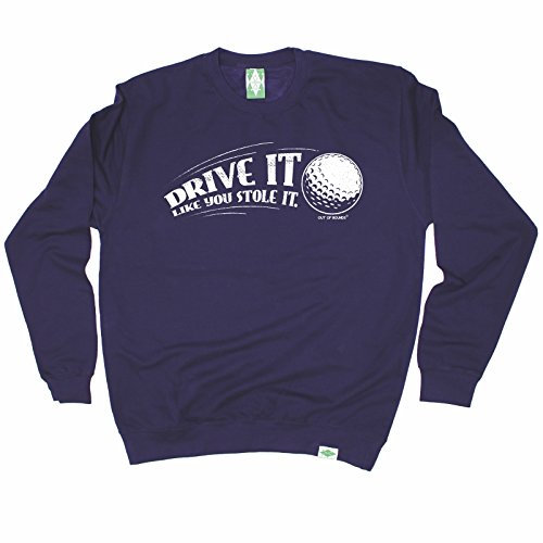 premium-out-of-bounds-drive-it-like-you-stole-it-golf-sweatshirt-golfing-clothing-fashion-funny-golf