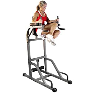 XMark Vertical Knee Raise with Dip Station XM-4437