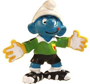 Schlelich - The Smurfs - 2003 - Goal Keeper Smurf (Towart) - 1