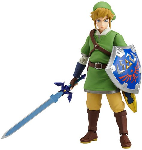 The Legend of Zelda: Skyward Sword - Link - Figma #153 Figura (Max Factory)