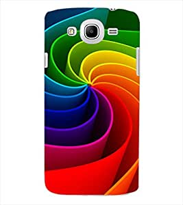 ColourCraft Colourful Design Back Case Cover for SAMSUNG GALAXY MEGA 5.8 I9150