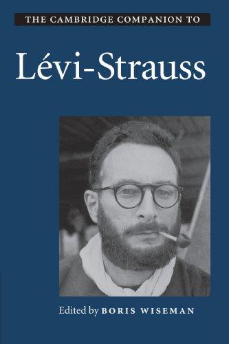 The Cambridge Companion to Lévi-Strauss Paperback