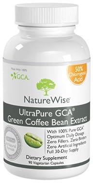 NatureWise UltraPure GCA Green Coffee…
