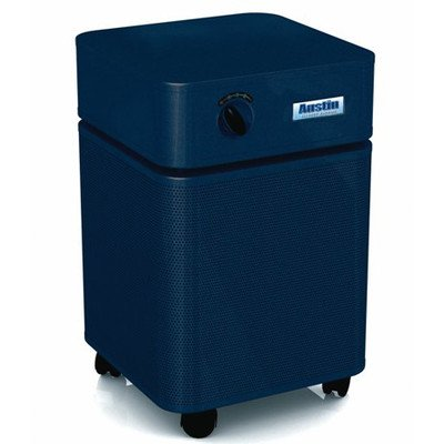 Austin Air Junior Allergy/HEGA Unit Junior Allergy Machine Room Air Purifier - Midnight Blue