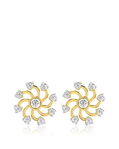 Vittoria Jewels Pendientes Oro Amarillo