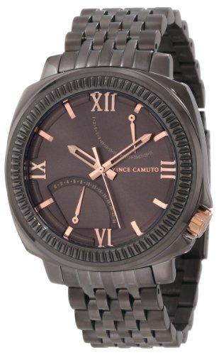 Vince Camuto - VC/1002GNDG - Montre Homme - Quartz - Analogique - Bracelet Acier Inoxydable Gris