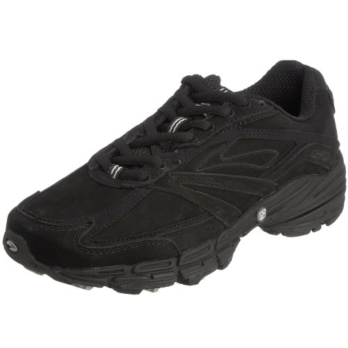 Brooks Women's Adrenaline Walker W Black Walking Shoe 1200651B001 9.5 UK, 11.5 US