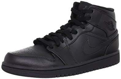 nike air jordans all black