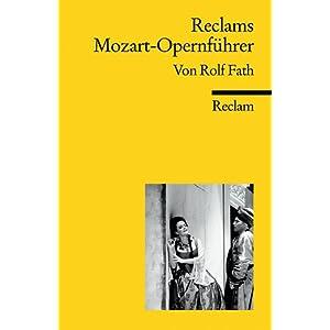 Reclams Mozart-Opernführer