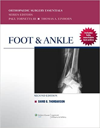 Foot & Ankle: 1 (Orthopaedic Surgery Essentials) written by David Thordarson