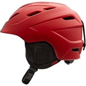 Giro Nine.10 Helmet Matte Red Motherboard
