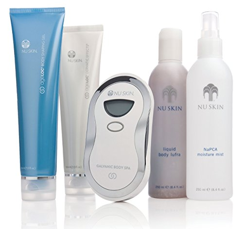 nu-skin-nuskin-ageloc-galvanic-redesign-body-spa-system-kit-brand-new