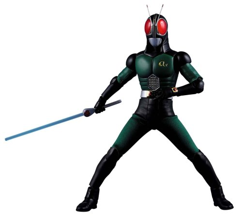 Real Action Heroes RAH 421 Masked Kamen Rider Black RX 12