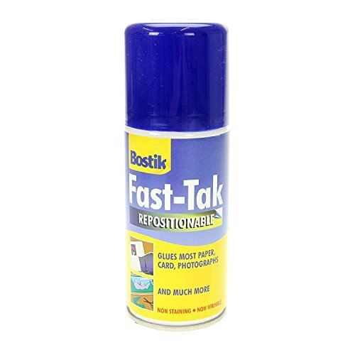 bostik-blu-tack-fast-tak-adhesive-spray-can-repositionable-150ml-ref-80219