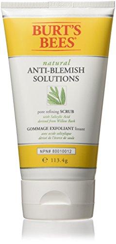 burts-bees-anti-blemish-pore-refining-scrub-110g
