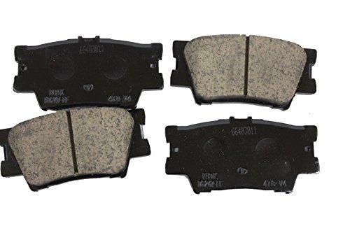 toyota-genuine-parts-04466-06090-rear-brake-pad-set