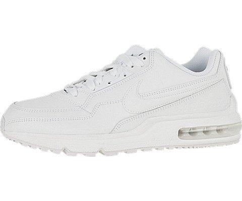 save off daee4 ae80f Nike Air Max LTD Mens Running Shoes 316376 111 White 10 5 M US