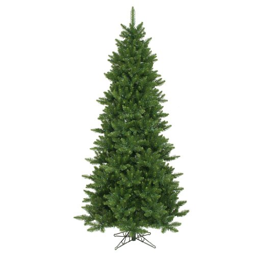 7.5 ft. x 45 in. - Camdon Fir - 1438 Classic PVC Tips - Unlit - Artificial Christmas Tree - Vickerman A860875