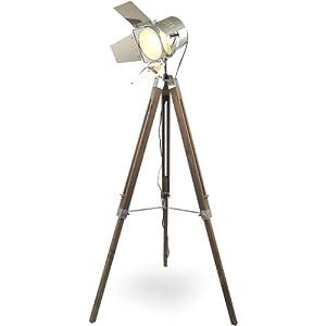 beste innenbeleuchtung bewertungen de die besten mojo stehleuchte tripod lampe dreifuss urban. Black Bedroom Furniture Sets. Home Design Ideas