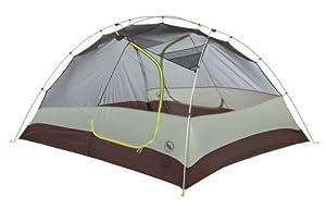Big Agnes Jack Rabbit SL4 Tent (Silver/Plum)