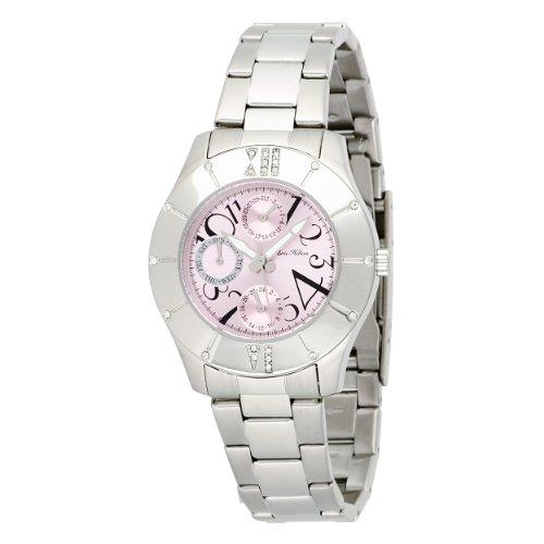 Paris Hilton Women's 138.4697.60 Multi Function Pink Dial Watch