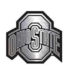 Buy NCAA Ohio State Buckeyes Car Emblem by Game Day Outfitters
