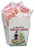 X rated fortune cookies (package of 4)