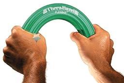Thera-Band FlexBar - Resistance: 15 lbs. (Green)