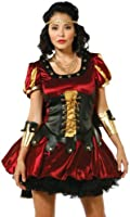 Forplay Women's Charge! Adult Sized Costumes