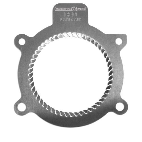 Econoaid 1001 Aluminum Throttle Body Spacer