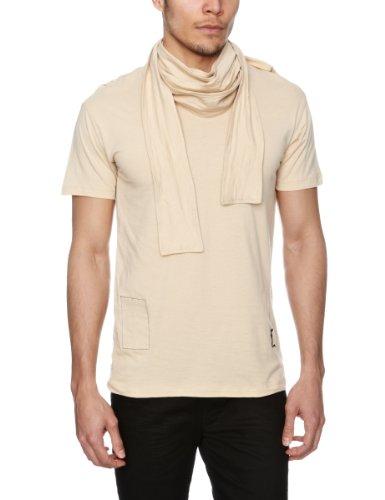RELIGION LTD Drip Tears Plain Men's T-Shirt Vanilla