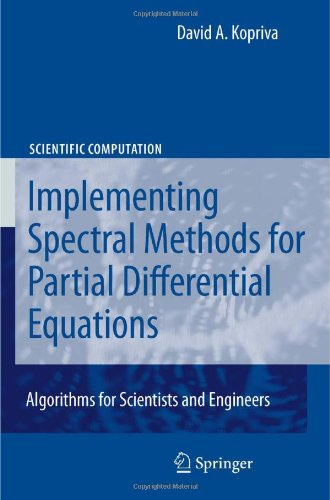 Implementing Spectral Methods for Partial Differential...