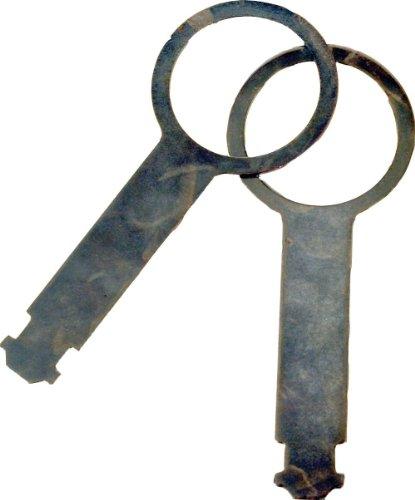 Schlüssel für Kfz-Stereoanlagen original VW