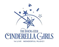 THE IDOLM@STER CINDERELLA GIRLS 1stLIVE WONDERFUL M@GIC!! �yBlu-ray3���g BOX ���S������萶�Y ���؃������A���d�l �I���W�i���J�[�g���P�[�X�t���z