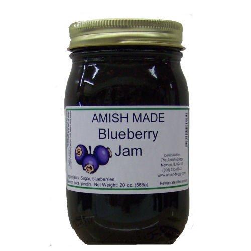 malcolmdmillerne top sale amish jam 20 oz jar qty 2. Black Bedroom Furniture Sets. Home Design Ideas
