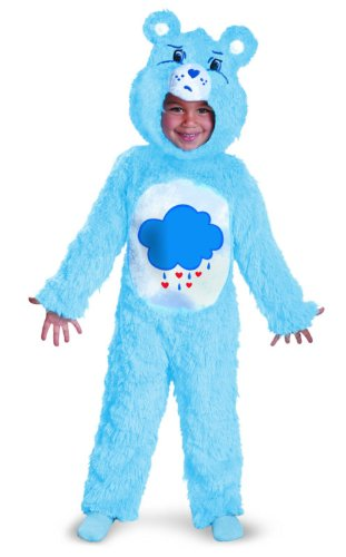 Disguise Care Bears Grumpy Bear Deluxe Costume