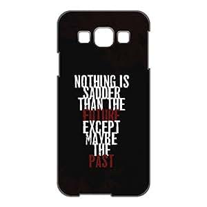 a AND b Designer Printed Mobile Back Cover / Back Case For Samsung Galaxy E5 (SG_E5_3D_2286)