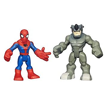 Spider-Man - 37930 - Figurine - Spider-Man et Green Goblin