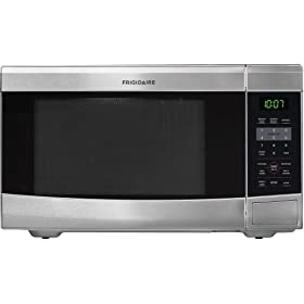 Frigidaire FFCM1134LS 1.1 cu. ft. Countertop Microwave Oven with 1,100 Cookin...