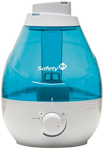 Safety 1st 360 Cool Mist Ultrasonic Humidifier - 1