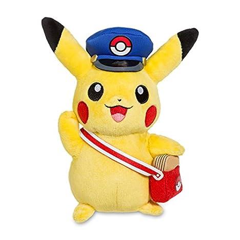 Special Delivery Pikachu Poké Plush (Standard Size) - 7 1/2