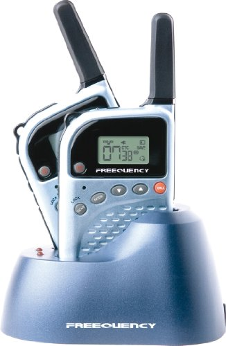 Freequency PMR446 Transceiver (Pair) - Blue