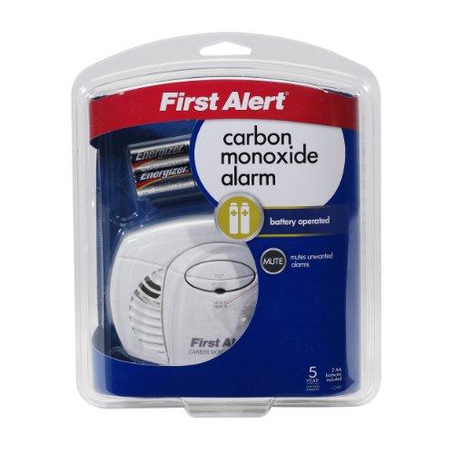 first alert carbon monoxide alarm instructions